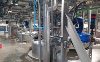 The best liquid detergent plant in the world is made by Soaptec