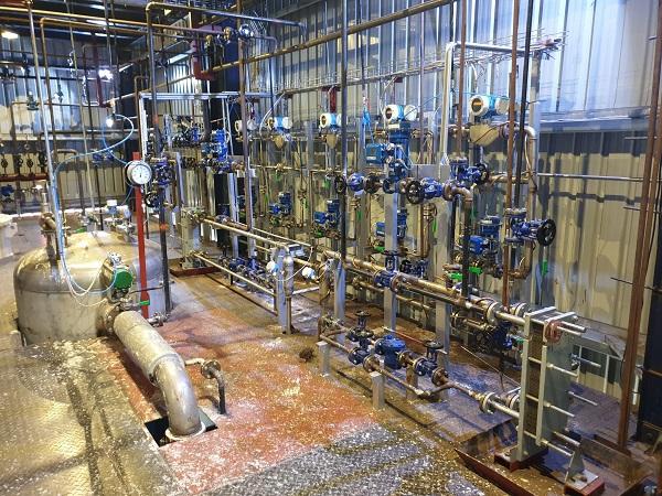 Per una macchina per la produzione di sapone in vendita in Ghana c'è Soaptec
